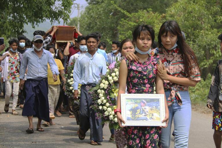 AP story on Myanmar image
