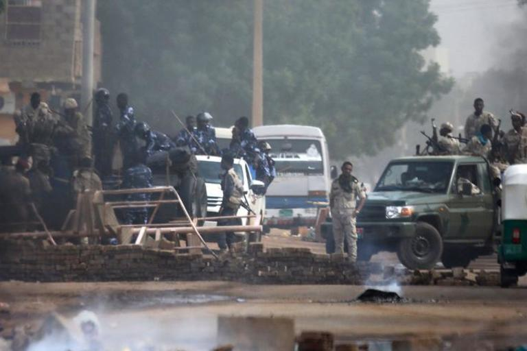 sudan report