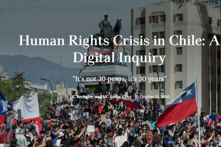 Chile storymap image