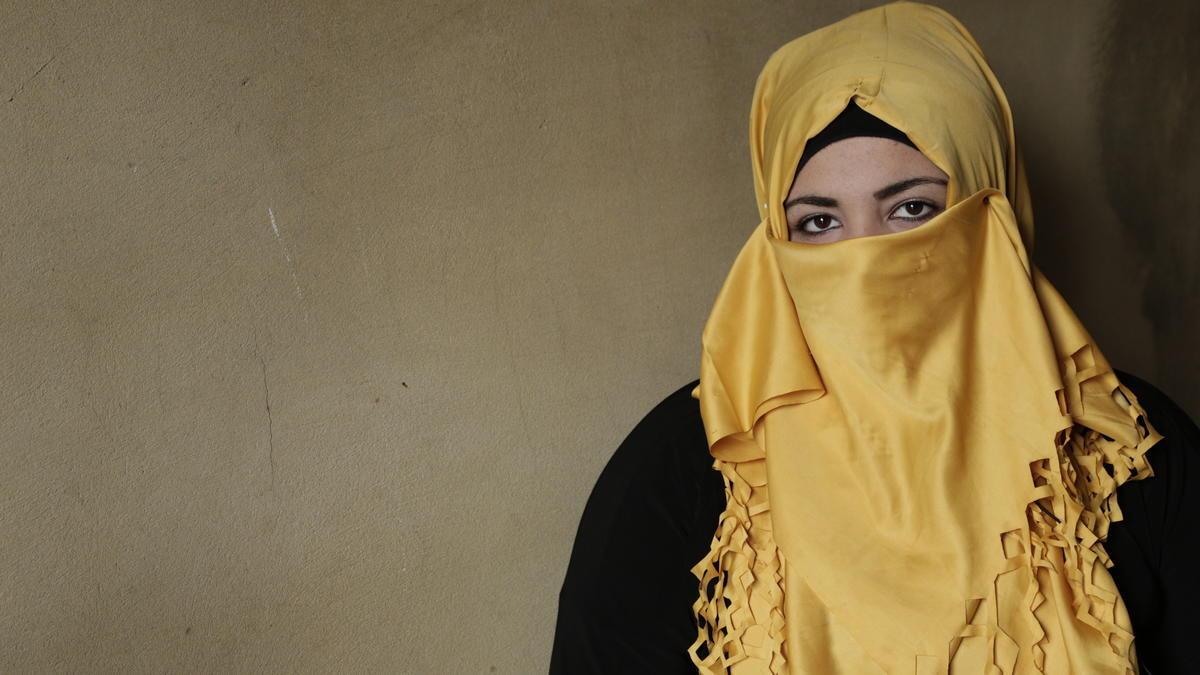 A survivor of child marriage.