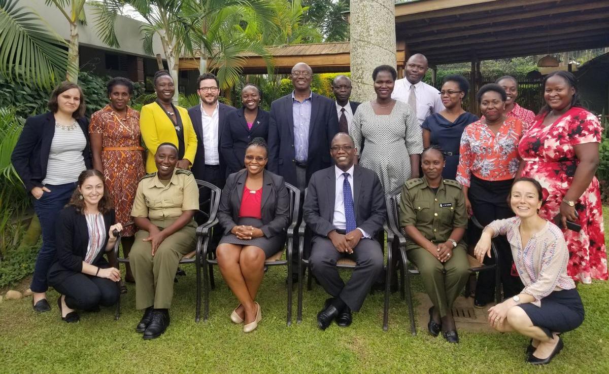Handbook for the Investigation, Prosecution, and Adjudication of SGBV Crimes in Uganda