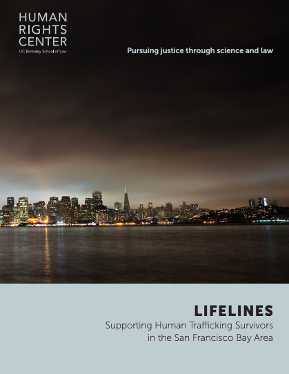 Lifelines: Supporting Human Trafficking Survivors in the San Francisco Bay Area