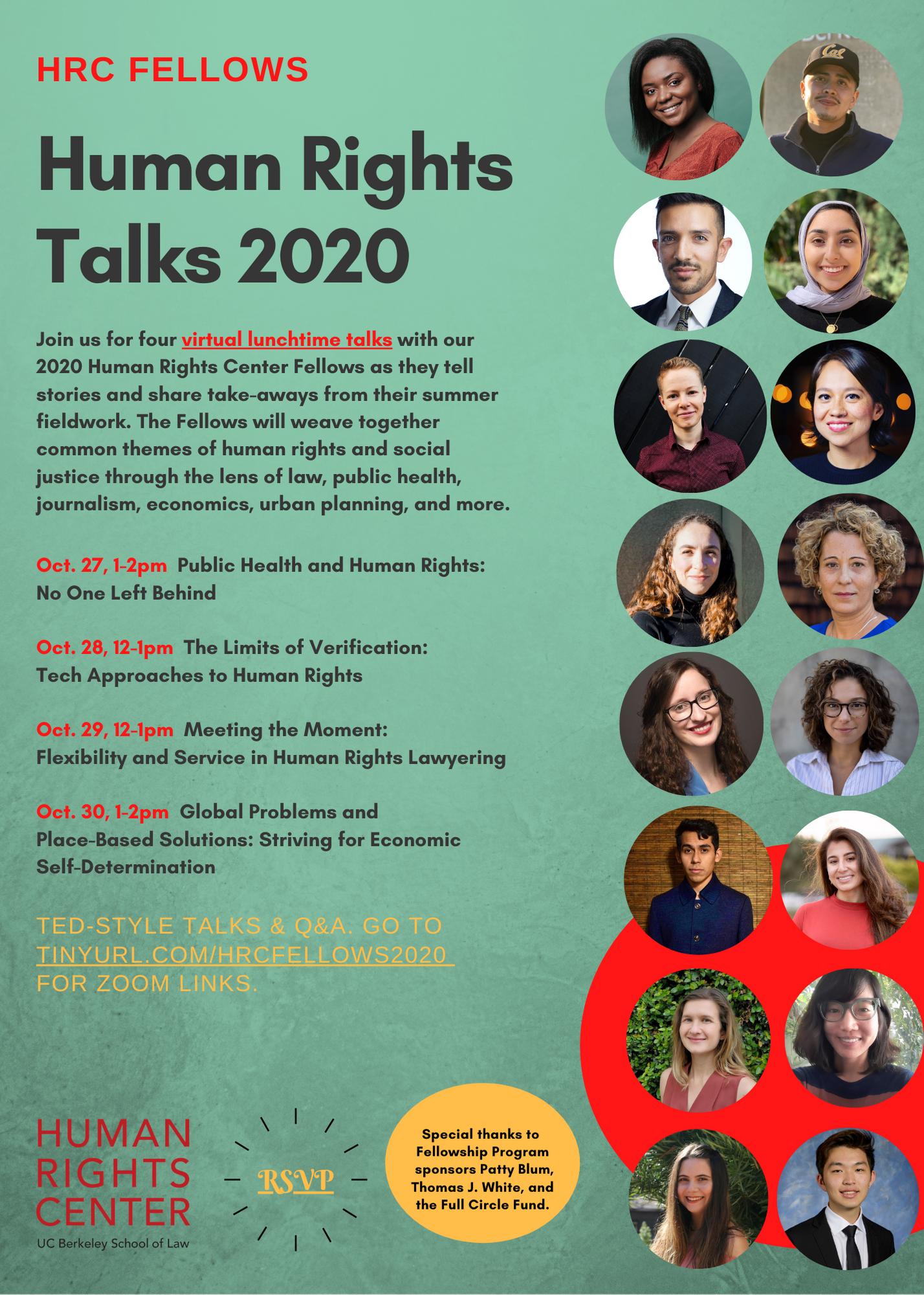 Fellowship flyer 2020