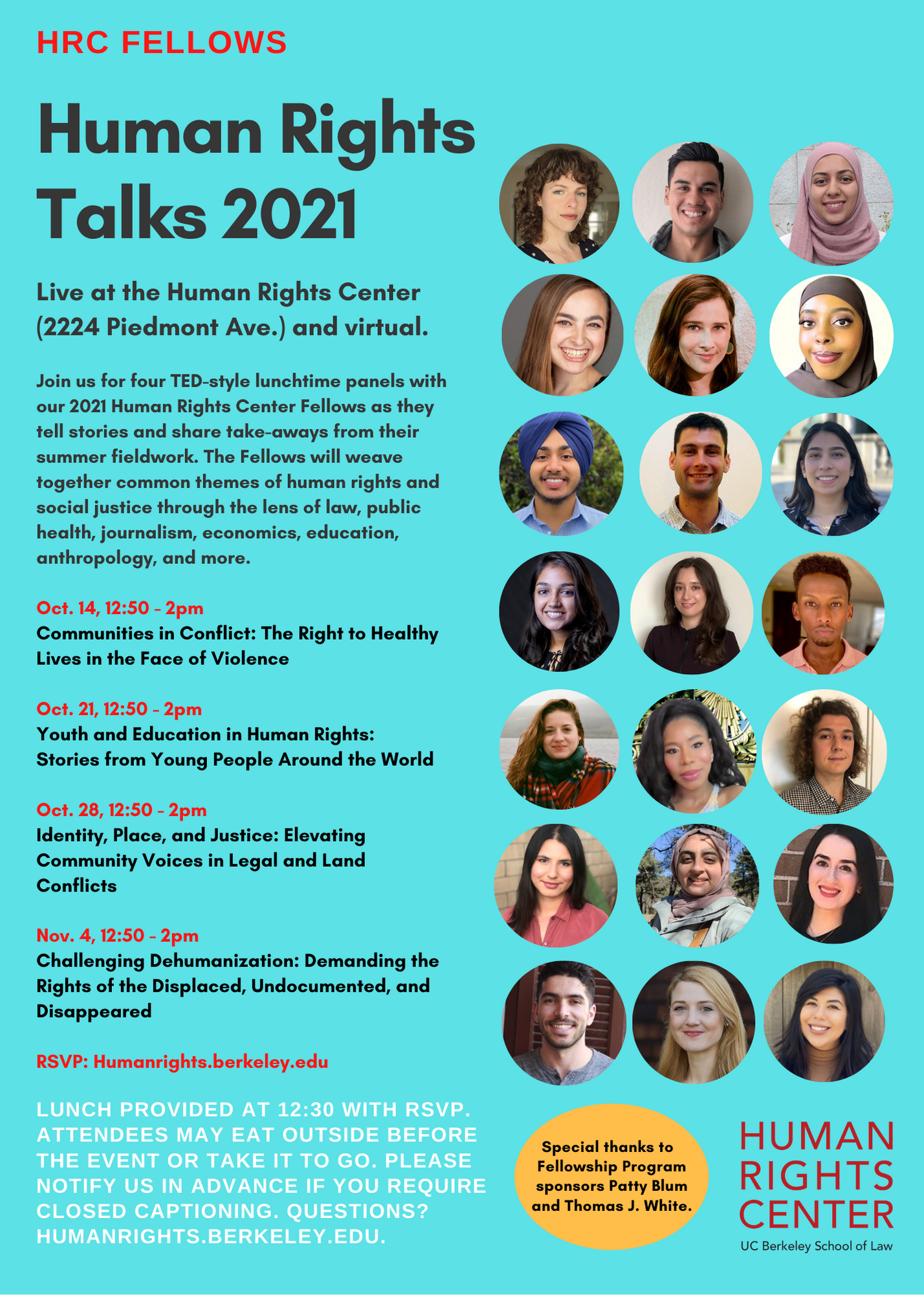 Fellowship talks flyer v2 2021