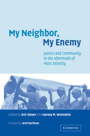 My Neighbor, My Enemy cover