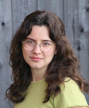Amalya Dubrovsky headshot