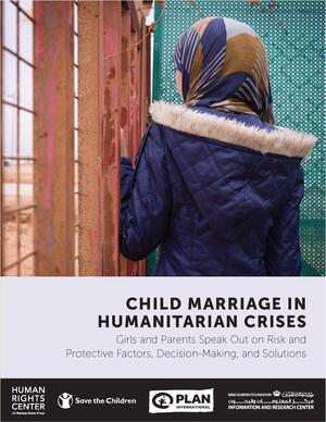 Child marriage cover image final